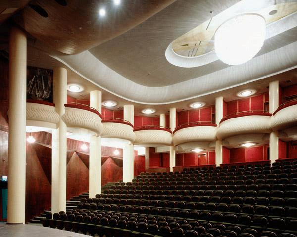 Камерный зал Дома музыки